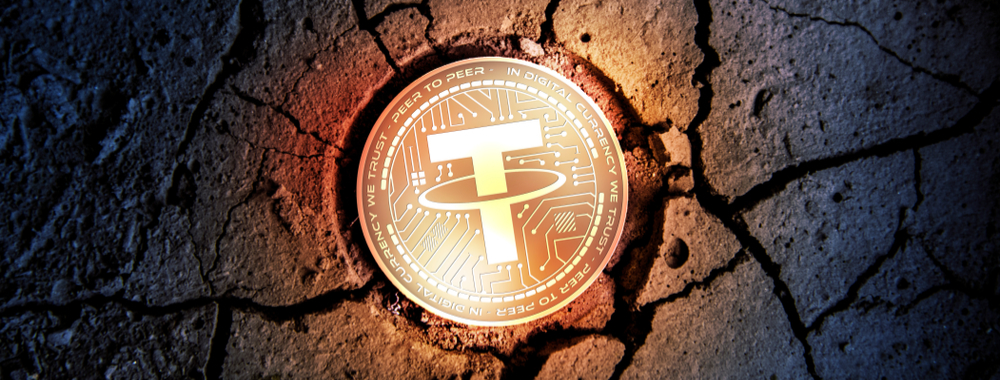 tether banner crypto