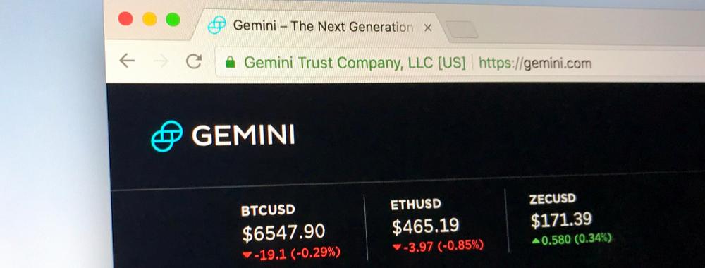 gemini crypto 101
