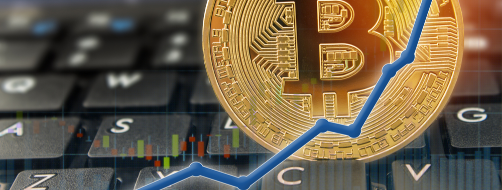 bitcoin price up 58k