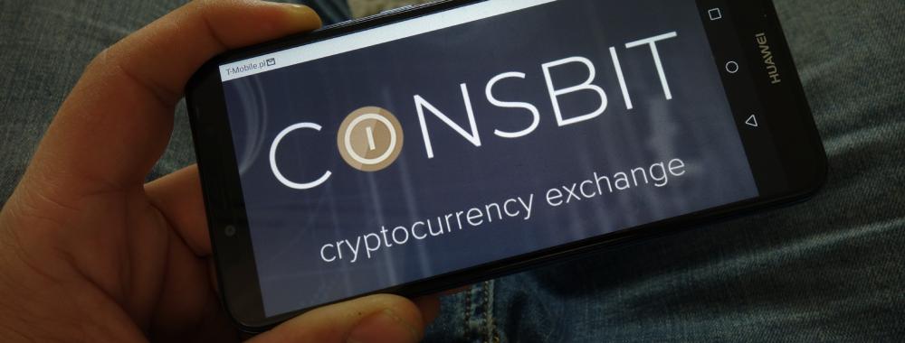 consbit exchange banner