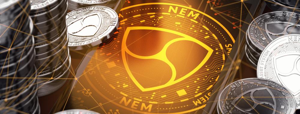 nem crypto banner news